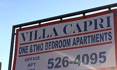 Villa Capri Apartments, 1