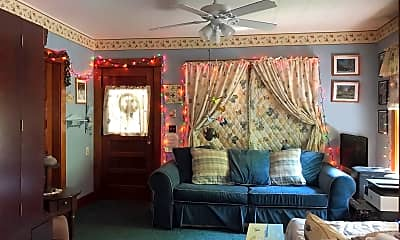 Bedroom, 155 Wall St, 1