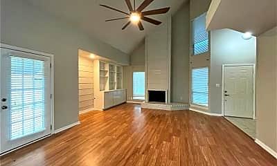 Living Room, 9206 N Allegro St, 0