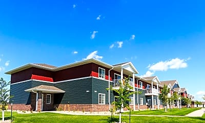 Building, Dakota Commons Townhomes and Apartments, 0