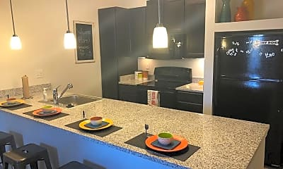 Dining Room, South Junction Apartments, 0