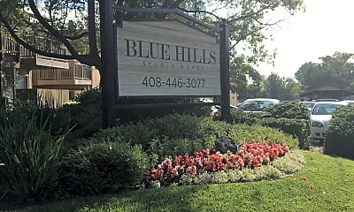 Blue Hills Studio, 1