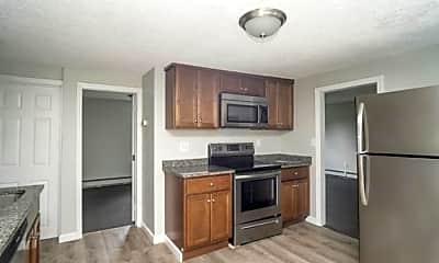 Kitchen, 8R Pine St, 1