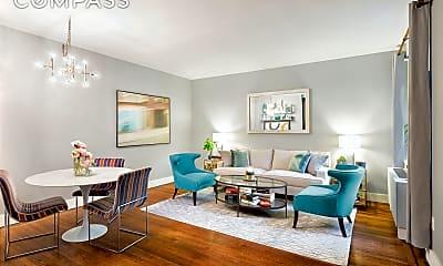 Living Room, 245 W 25th St 4-L, 0