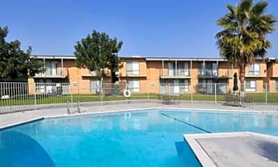 Pool, Mountain View Apartments, 0