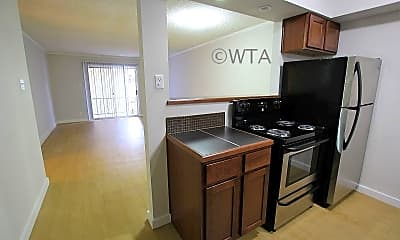 Kitchen, 600 South First St, 1