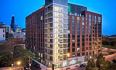 Building, 740 N Aberdeen St PH-1119, 0