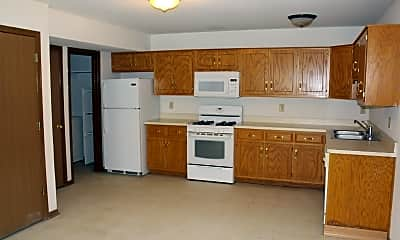 Kitchen, 901 Regent Dr, 1