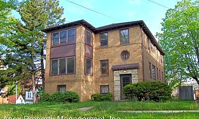 Building, 2140 Kendall Avenue, 1
