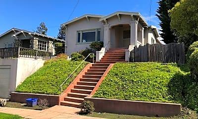 Building, 1035 Sierra Street, 0