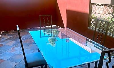 Patio / Deck, 3500 N Hayden Rd 307, 2