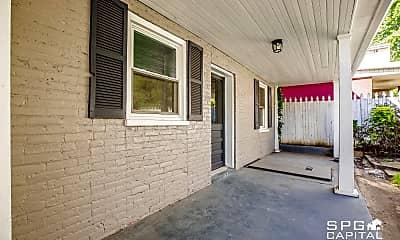Patio / Deck, 133 N Church St, 2