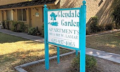 Glendale Gardens, 1