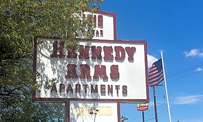 Kennedy Arms, 1