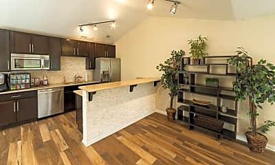 Kitchen, The Hub, 2