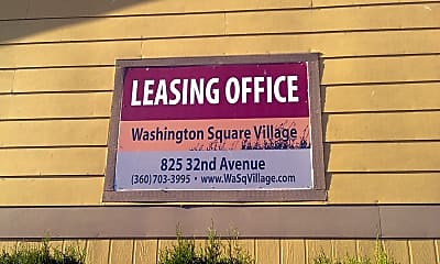 Washington Square Village, 1