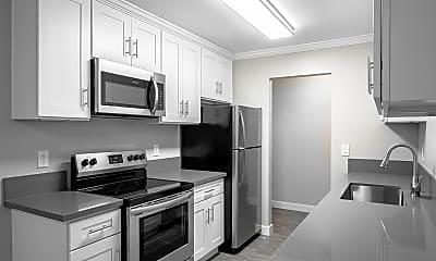 Kitchen, Brookside Park Apartments, 0