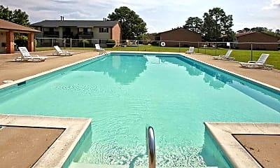 Pool, Eastdale Apartments, 0