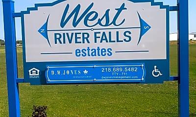 West River Falls, 1