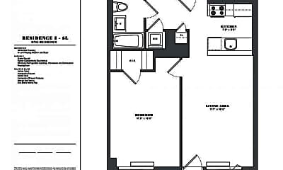Kitchen, 40 Caton Pl, 2