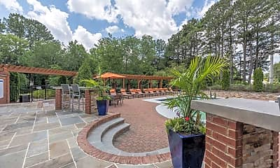 Patio / Deck, Park on Sweetwater, 1