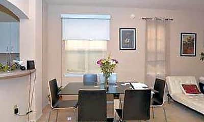 Dining Room, 103 Vista Verdi Circle unit 121, 1