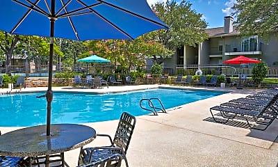 Pool, Oak Park, 2