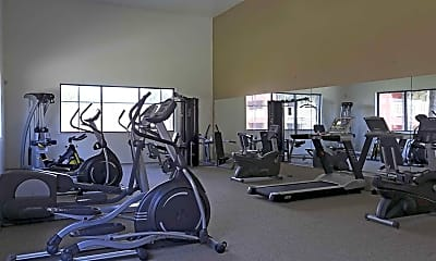 Fitness Weight Room, Tuscany Cove, 2