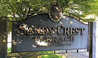 Community Signage, 5475 NE Sandycrest Terrace, 1