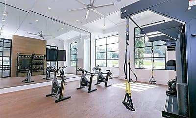 Fitness Weight Room, 2265 Marietta Blvd NW STUDIO, 2