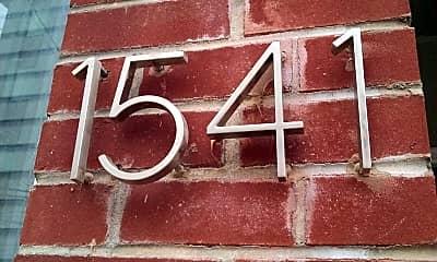 1541 Ogden Street, 1