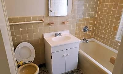 Bathroom, 222 Centre Ave 3M, 2