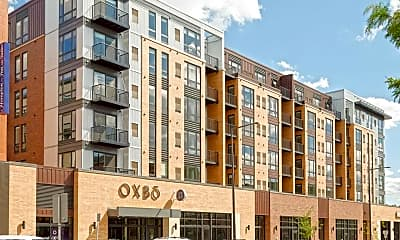 Building, Oxbo Apartments, 0