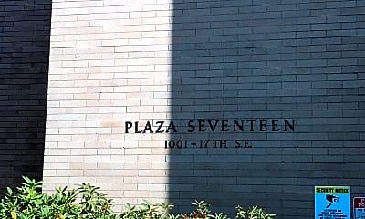 Plaza Seventeen, 1