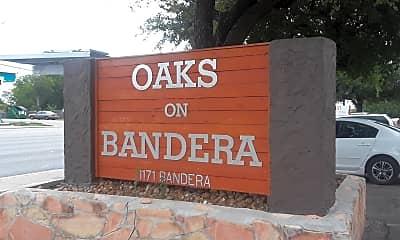 The Oaks On Bandera, 1