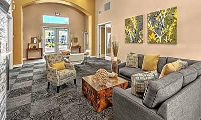 Living Room, Luminous, 1