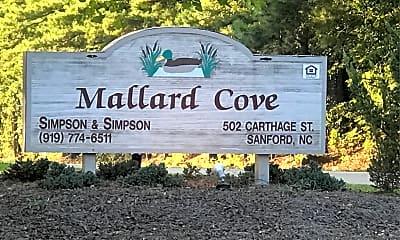 Mallard Cove, 1