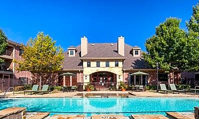 Pool, Estates at Vista Ridge Apartments, 0