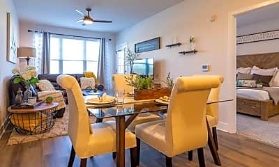 Dining Room, HH Bath View Apartments, 1