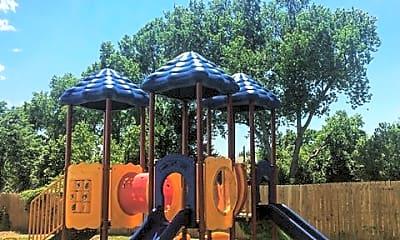Playground, The Mariposa, 2
