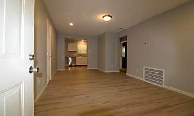 Living Room, 1615 Poage Ave, 2