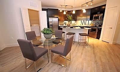 Dining Room, 6215 Via La Cantera, 1