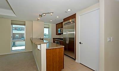 Kitchen, 123 1st St S 201, 1