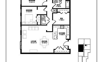 Living Room, 6364 Germantown Ave, 2