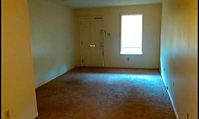 Living Room, 205 Oak Lane, Apt B, 1