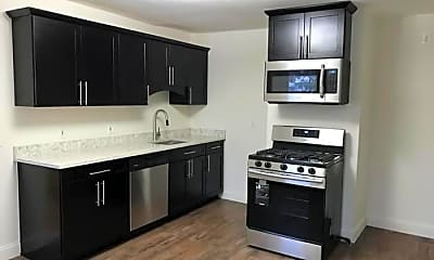 Kitchen, 72 School St, 1