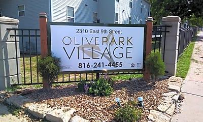 Olive Park Village Apartments, 1