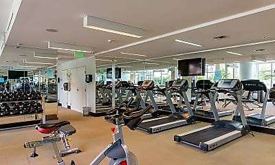 Fitness Weight Room, 145 2nd Ave S Apt 623, 2