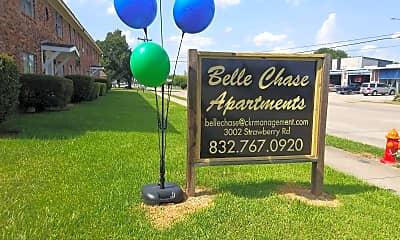 Belle Chase, 1