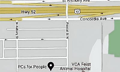 Building, 1467 Carroll Ave, 2